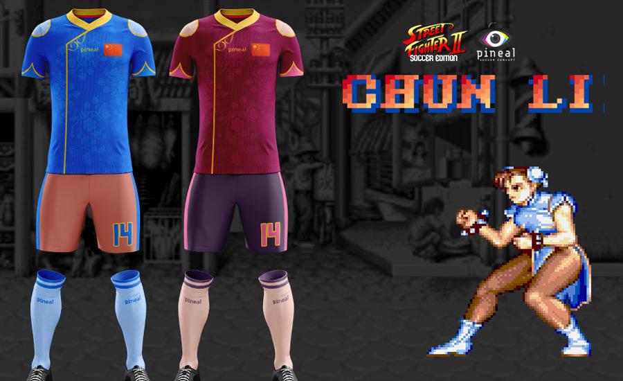 Chun-Li Street Fighter