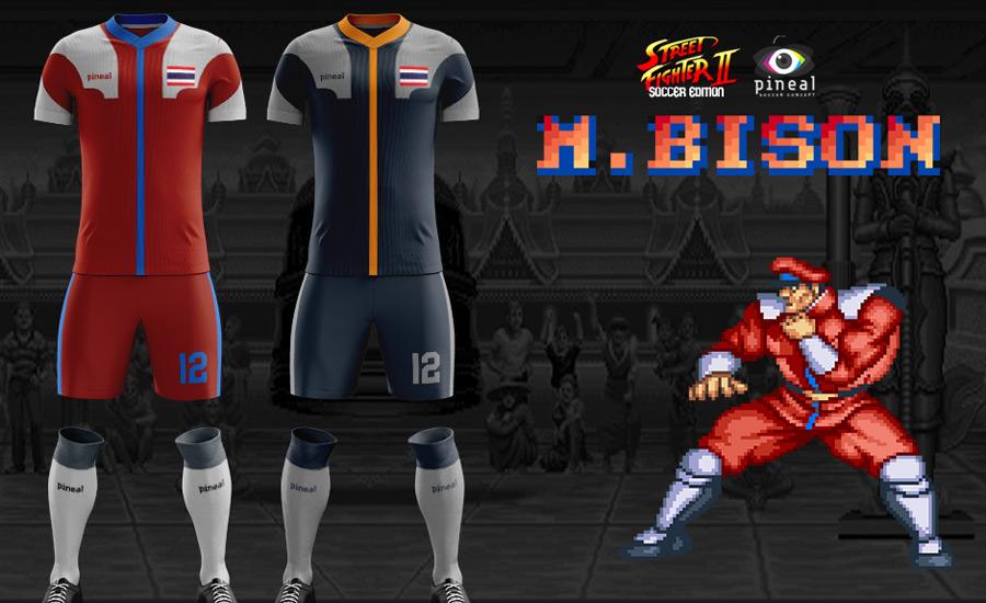 M.Bison Street Fighter