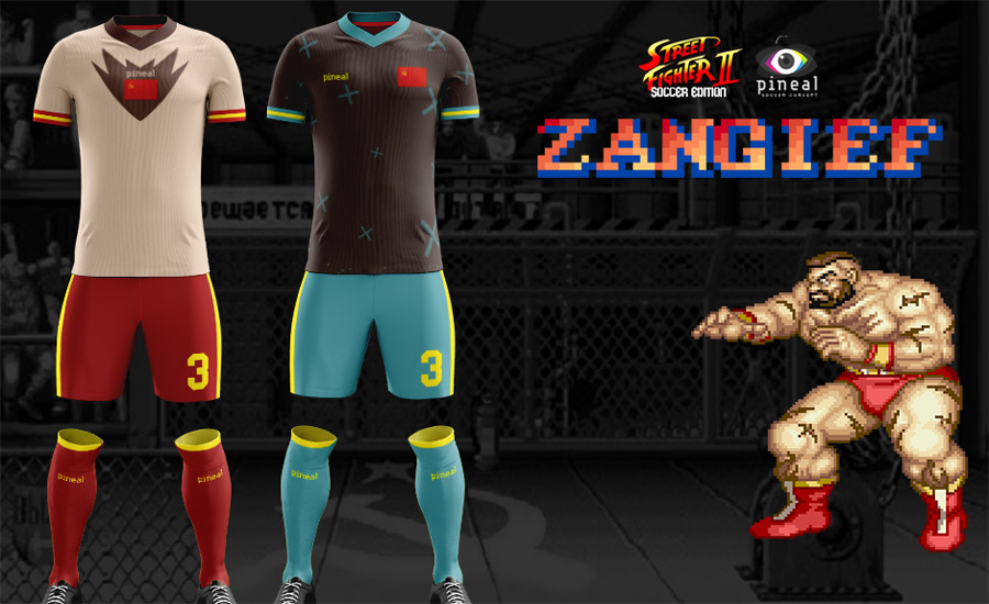 Zangief Street Fighter