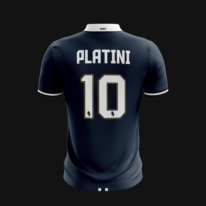 Juventus-Platini