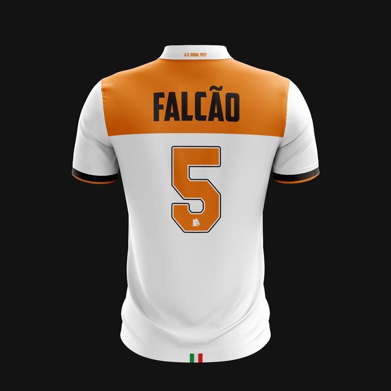 Roma-Falcao