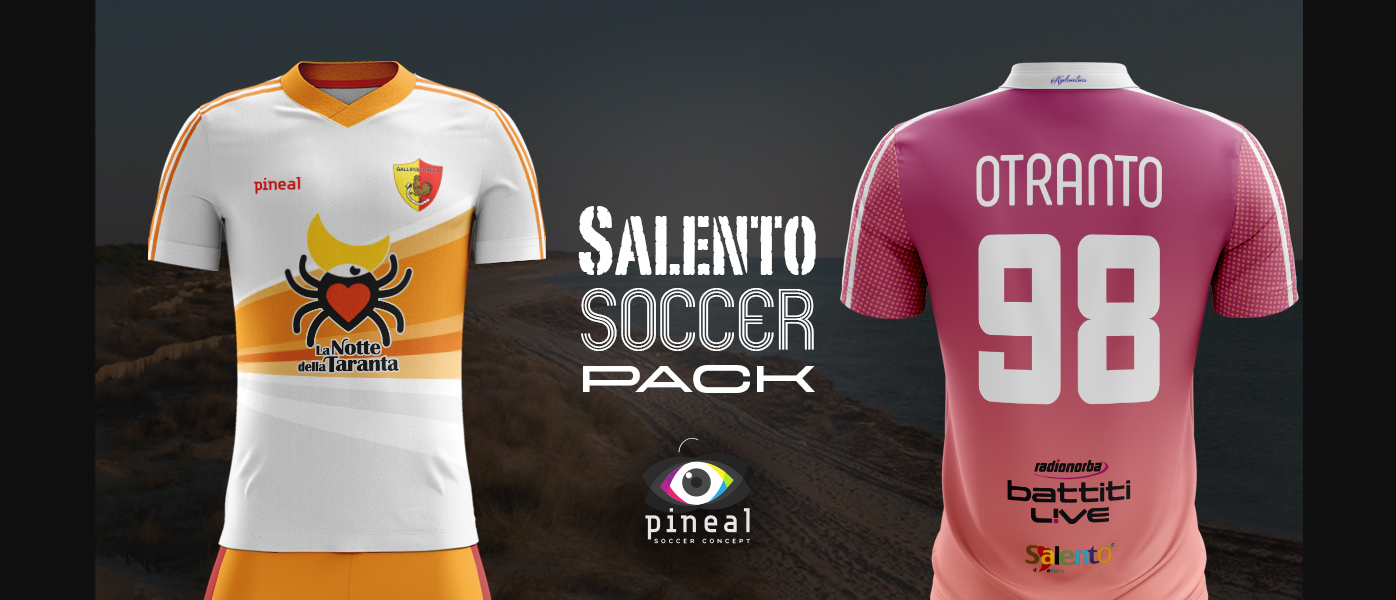 Salento Soccer Pack