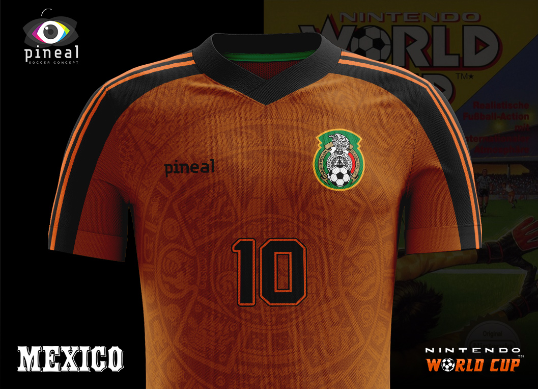 Mexico football 2020