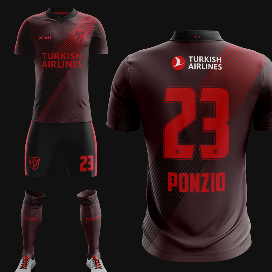 River-Plate-2019-Back