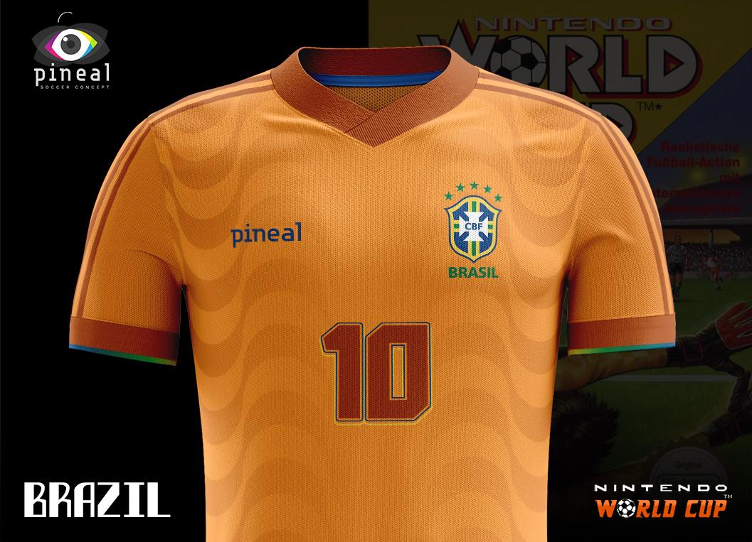 Brazil soccer 2020