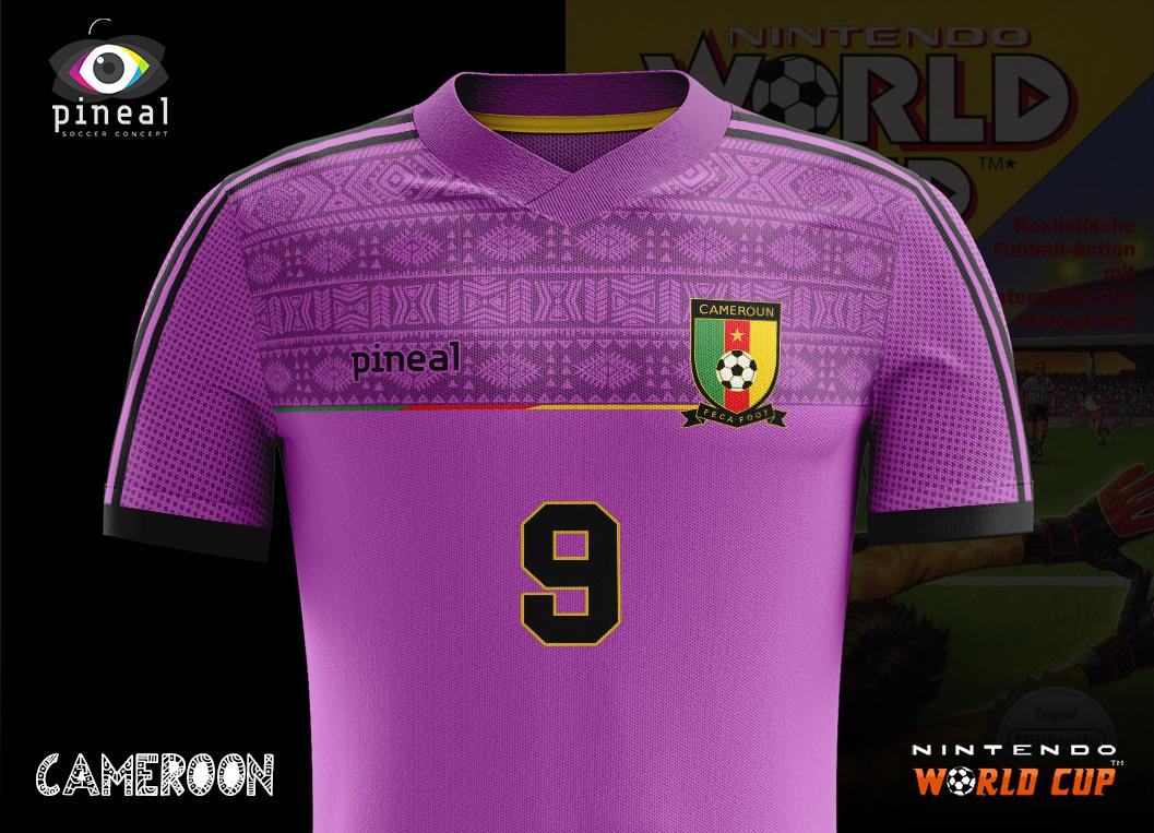 Cameroon soccer 2020