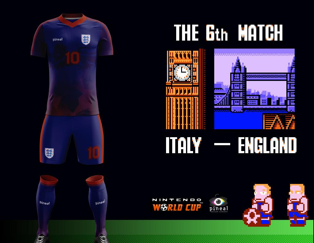 England soccer 2020