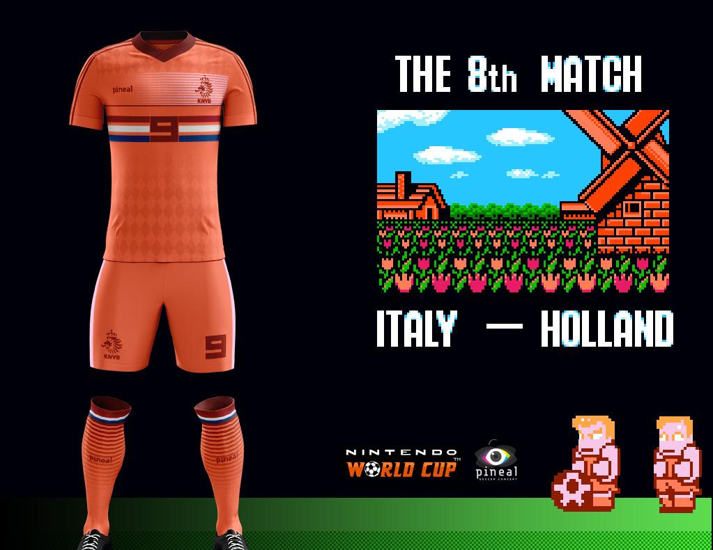 Holland soccer 2020