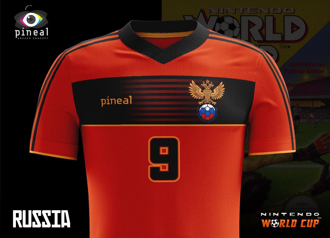 Russia soccer 2020