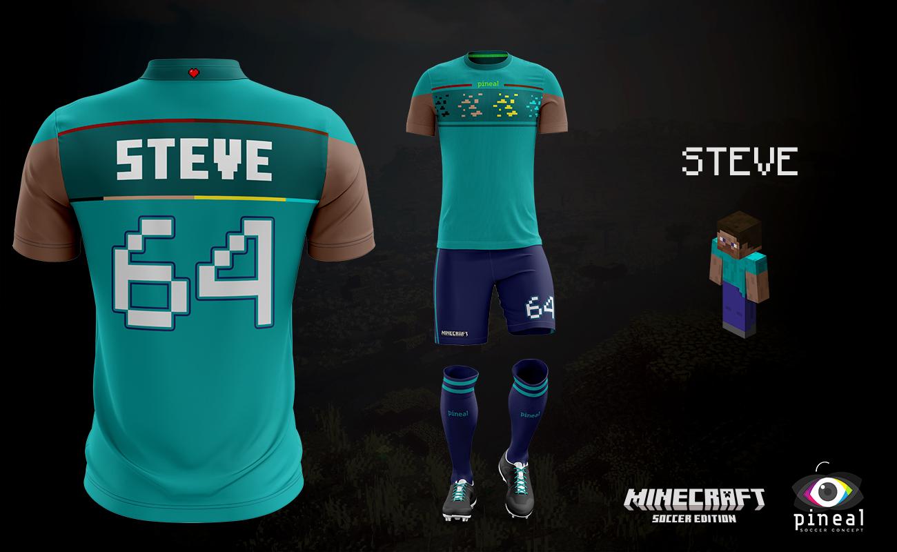 Steve-Minecraft