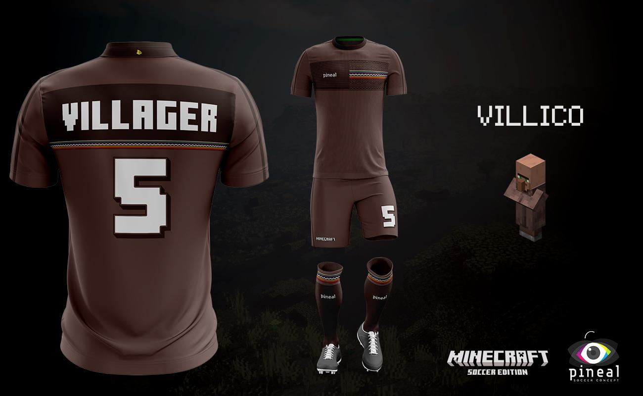 Villager-Minecraft