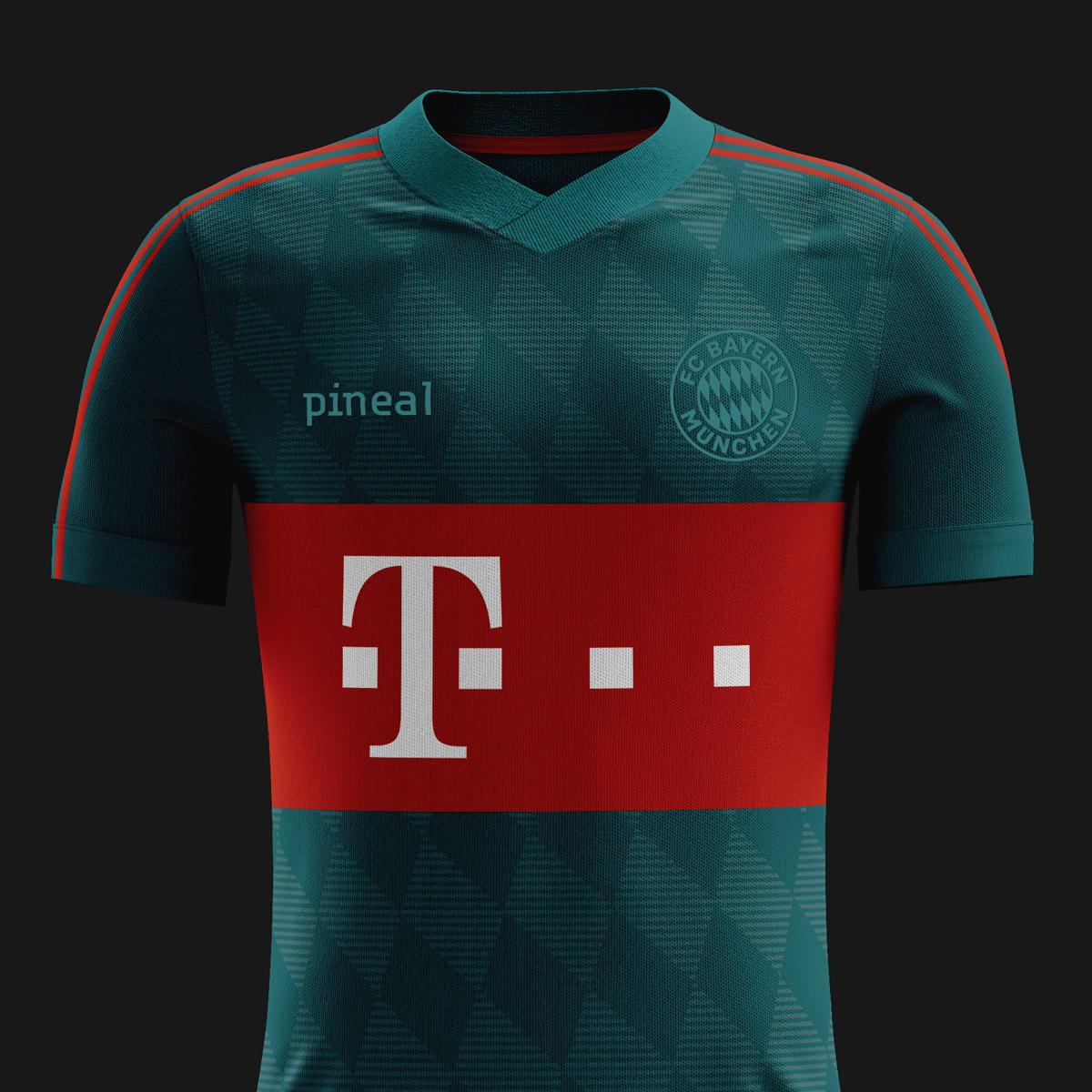 Bayern Munchen Jersey