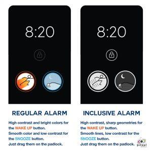 UX Alarm